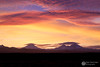 Lenticular Hats.jpg (Dan Sherman) Tags: pnw threesisters cascades deschutesnationalforest oregon sunset colorfulsky centraloregon sisters mountains colorfulsunset oregoncascades cascademountains sky pacificnorthwest clouds