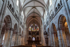 Basel Cathedral (Switzerland) (JBGenève) Tags: switzerland basel city architecture heritage buildings cathedral gothic church