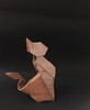 Cat (Andrey Ermakov) / IOIO 2017 (OrigamiSunshine) Tags: origami origamisunshine paper paperfolding fold cat andrey ermakov ioio 2017 international olympiad animal pet