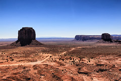 Monument Valley (erichudson78) Tags: usa arizona monumentvalleynationalpark landscape paysage canoneos6d canonef24105mmf4lisusm southwest horizon ciel sky nature mesa extérieur outside 7dwf desert canyon