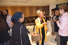 DSC_2403 (photographer695) Tags: inclusion convention institutional sexual harassment london powered by the telegraph with jacqueline onalo dr shola mos shogbamimu gulrukh khan evening drinks reception