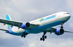 Early flight from Orly (Maxime C-M ✈) Tags: airplane fly exotic colors sky clouds martinique caribbean aviation spotting tropical island travel world blue photography beautiful flight close up paris