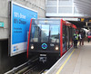 South of the River.......! (AndrewHA's) Tags: train docklands light railway dlr bombardier brugge car 126 lewisham station south london tfl commute passenger