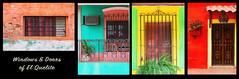windows & doors of el quelite - pt 3 (rockinmonique) Tags: elquelite mexico sinaloa doors windows colour iron moniquew canon canont6s tamron tamron45mm copyright2018moniquewphotography