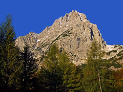 Spitzmauer (Vid Pogacnik) Tags: austria mountain outdoors hiking landscape totesgebirge spitzmauer