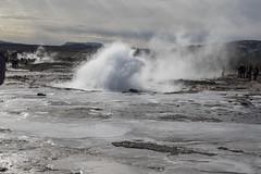 Strokkur (José M. Arboleda) Tags: geysir area strokkur agua erupción termal islandia canon eos 5d markiv ef24105mmf4lisusm josémarboledac