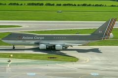 Asiana Airlines Boeing 747-48EF HL7436 (c/n 29170) (Manfred Saitz) Tags: vienna airport schwechat vie loww flughafen wien asiana boeing 747400 b744 744 hl7436 hlreg