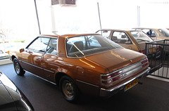1978 Mitsubishi Galant Coupé 1.6 SL (rvandermaar) Tags: 1978 mitsubishi galant coupé 16 sl mitsubishigalant sapporo mitsubishisapporo sidecode3 50vu65