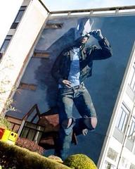 Matthew Dawn @ the Crystal Ship street art festival in Ostend - Belgium #streetart #thcrstlshp #oostende #ostend #ostende #festival #matthewdawn (_Kriebel_) Tags: instagramapp square squareformat iphoneography uploaded:by=instagram crstlshp crystal ship ostend oostende ostende streetart urban urbain graffiti