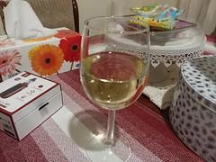 Wine!  Something Yellow!