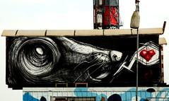 amsterdam graffiti (wojofoto) Tags: ndsm amsterdam graffiti streetart nederland netherland holland wojofoto wolfgangjosten