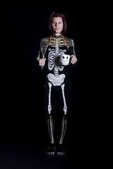 Day 4089 (evaxebra) Tags: ewa wh wah apron skeleton bodysuit bone bones bony whisk jack skellington mug black badinka hotchocolatedesign chocolaticas
