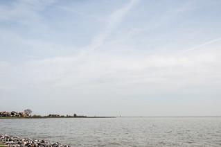 Voormalige Zuiderzee 'the long view'