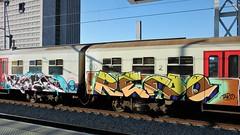 / Gent-Sint-Pieters - 19 apr 2018 (Ferdinand 'Ferre' Feys) Tags: gent ghent gand belgium belgique belgië streetart artdelarue graffitiart graffiti graff urbanart urbanarte arteurbano ferdinandfeys