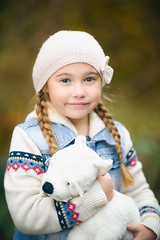 DSC_6264 (sunlitphotos) Tags: portrait kids kidsphotography childhood memories braids love 105mm bow hat coldweather oregon bokeh