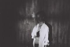 Alena (Valentyn Kolesnyk (ValeKo)) Tags: pentax people portrait bw film mood mediumformat monohrome 645n 6x45