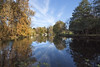 Reflections of te Charente in autumn-1 (jonathan charles photo) Tags: charente river france autumn reflection landscape art photo jonathan charles