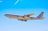 Departing USAF 707 (cjf3 - f15tog) Tags: nellisafb 707 boeing boeing707 usaf unitedstatesairforcecanon 7d2 150600