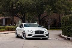 Bentley Continental V8S - ADV510 Track Spec Advanced Series (ADV1WHEELS) Tags: bentley luxury luxurycar coupe adv1 adv1wheels forgedwheels forged rims chrome