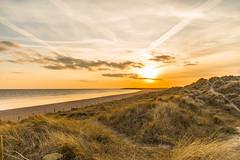 West Beach Littlehampton (RIchsilc82) Tags: sussex sand sea waves evening night
