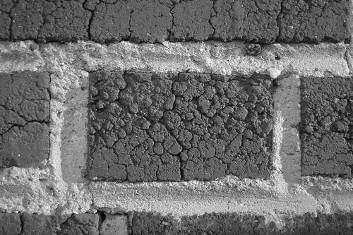 Кирпичная стена ©  ayampolsky