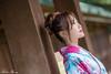 DSC_9119 (Robin Huang 35) Tags: 陳思綺 pocky 桃園神社 神社 和服 二尺袖 卒業服 袴 人像 portrait lady girl nikon d810