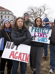 Minnesota March for Our Lives (Fibonacci Blue) Tags: stpaul minnesota protest marchforourlives rally march nra demonstration gun event reform dissent outcry shooting outrage twincities sign protect activist activism