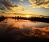 A wider freedom (Robyn Hooz) Tags: padova canali pioggia rain nuvole tramonto sunset clouds sigh over dopo passato gone memories