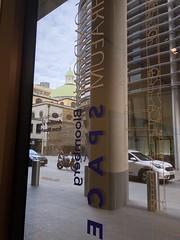 Bloomberg Space, London Mithraeum, London, UK (SeattleCocktailCulture) Tags: london england uk greatbritian