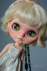 Martie (OOAK Blythe doll) (U N N I E D O L L S) Tags: blythedoll ooakblythe customblythe customizedblythe unniedolls blondeblythedoll blythedollpullingcors pullingstring blythecustom ooakblythedoll marinemartie martiedoll ooakdoll customdoll