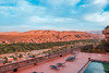Tinghir, Morocco (T is for traveler) Tags: travel traveler traveling tisfortraveler backpacker digitalnomad exploration destination world desert morocco tinghir sahara africa view hotel oasis city panoramic canon 700d 1855mm photography