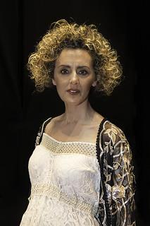 1 Desfile de moda y peluquería de Lena