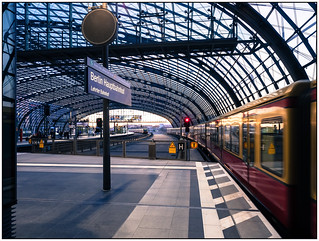 Berlin Hauptbahnhof (revised version)