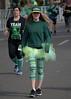 Ducks Fan (Scott 97006) Tags: outfit girl female pretty event green costume fan