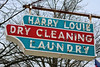 Harry Louie, Dover, DE (Robby Virus) Tags: dover delaware de harry louie dry cleaning laundry neon sign signage david clothes clean cleaners wash fold laundromat