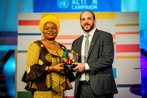 "UN SDG Action Awards Ceremony • <a style=""font-size:0.8em;"" href=""http://www.flickr.com/photos/149457913@N04/40236553254/"" target=""_blank"">View on Flickr</a>"