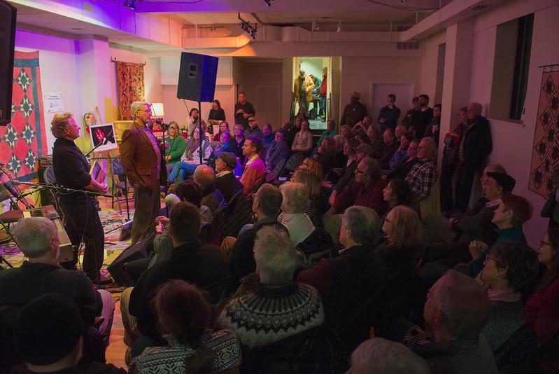 Celebrating Folk Masters: Music & Photography
