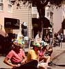Fun Hats (slee248) Tags: hats fund sanfrancisco festival street