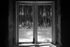 a place forgotten by the future (series, episode 3) (Neko! Neko! Neko!) Tags: blackandwhite blackwhite bw mono monochrome window past memories desolate forgotten nostalgia expression expressionism