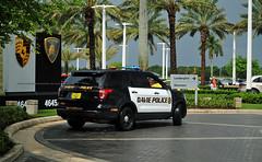 Davie Police Ford SUV (Infinity & Beyond Photography) Tags: davie police ford suv florida law enforcement vehicle cars vehicles palmtrees