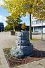 _DSC0896 (durr-architect) Tags: ticheler villefoye boezem art almere h2o stok untitled agricola heritage marker timeline ven sculpture steel ball grass field