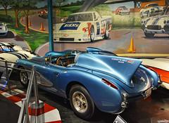 1956 Chevy Corvette (Chad Horwedel) Tags: 1956chevycorvette chevycorvette chevrolet chevy corvette classic car corvettemuseum bowlinggreen