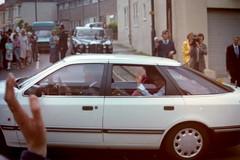Whitehall Road, Bristol, 1987 (Clark Photo Archive) Tags: bristol diana 1987 whitehallroad ladydiana princessdiana royal british uk england royalfamily fordgranada
