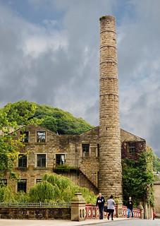 Hebden Bridge Mill