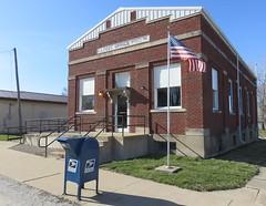 Post Office 63460 (Novelty, Missouri) (courthouselover) Tags: missouri mo postoffices knoxcounty novelty northamerica unitedstates us