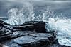 waves (Mvimages) Tags: waves sea water landscape seaside beach sydney nsw australia rocks turimetta
