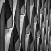 carpark facade #2 (morbs06) Tags: london abstract architecture building bw carpark city concrete diagonal facade geometry light lines monochrome pattern repetition square stripes texture urban