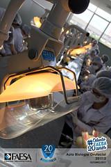 2017-02_Aula-Biologiaorofacial---IMG_4437 (#OdontoFAESA) Tags: biologia orofacial semestre 20172 profilaxia odontológicos bacteriana placa biofilme dental micromotor escova robinson ensino educação estudo sorriso aprendizagem vida atividade coração azul faesa odonto otonologia 20anos odonto20anos graduação superior experiência pesquisa dente odontologia odontofaesa