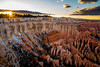 Bryce Sunset (ebhenders) Tags: bryce canyon national park sunset hoodoos sun star clouds sky