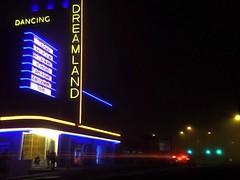 Dreamland (Dave.Miles) Tags: dreamland margate artdeco neon kent retro 1930s funfair themepark iphoneography iphone6